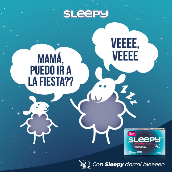 Con Sleepy dormí bieeeen - Card 1